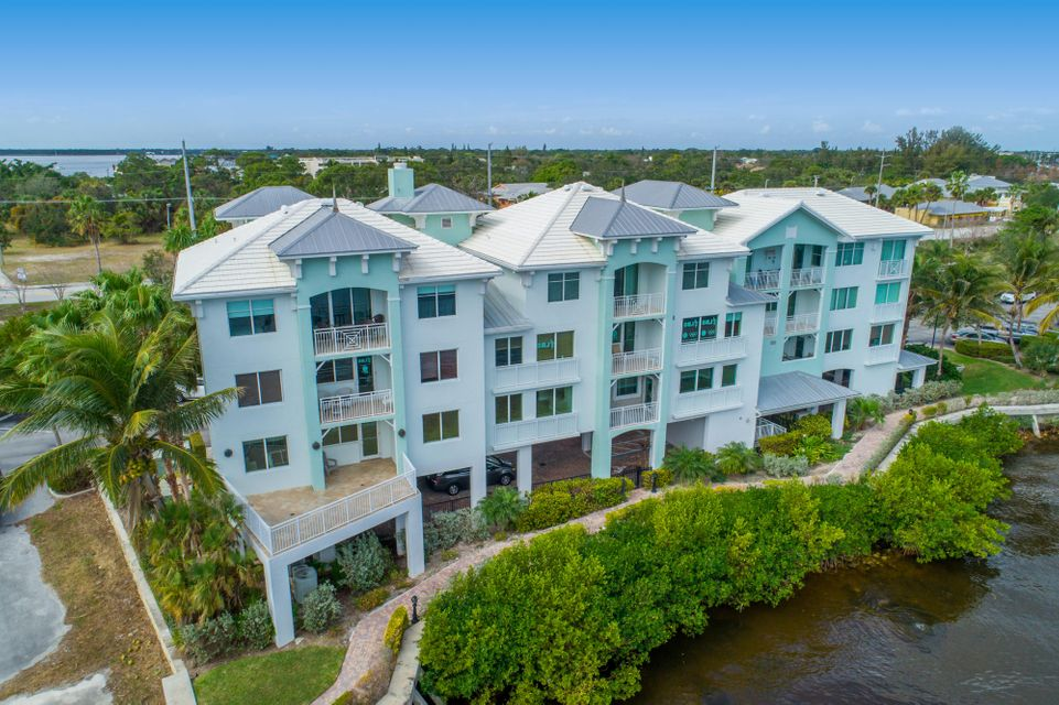 Condominium for Sale at 415 NW Flagler Avenue # 201A 415 NW Flagler Avenue # 201A Stuart, Florida 34994 United States