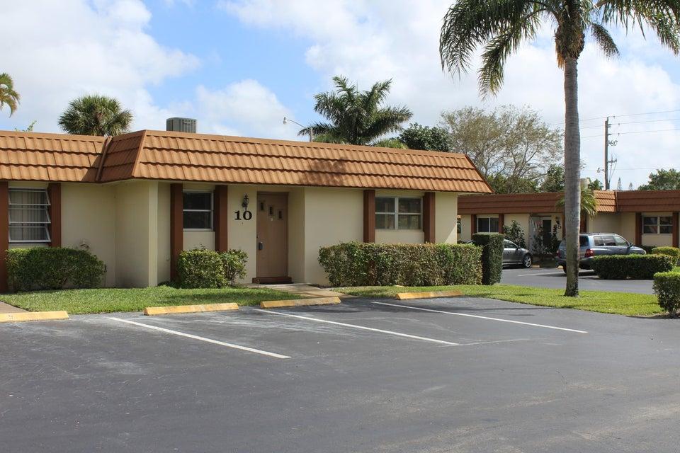 5730 Fernley Drive 10  West Palm Beach, FL 33415