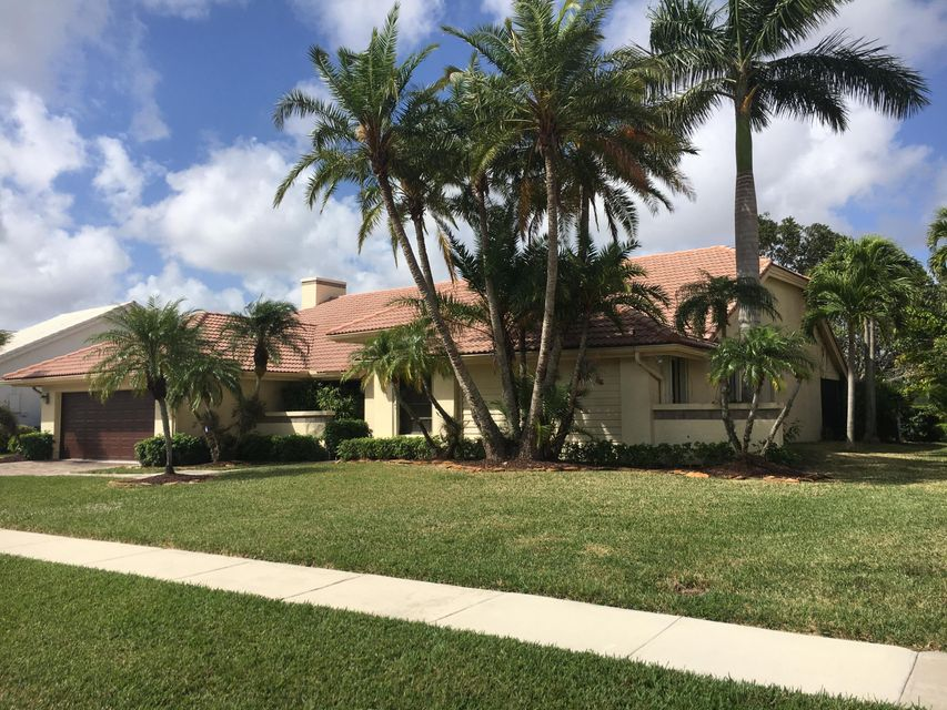 Single Family Home for Sale at 10916 Boca Woods Lane 10916 Boca Woods Lane Boca Raton, Florida 33428 United States