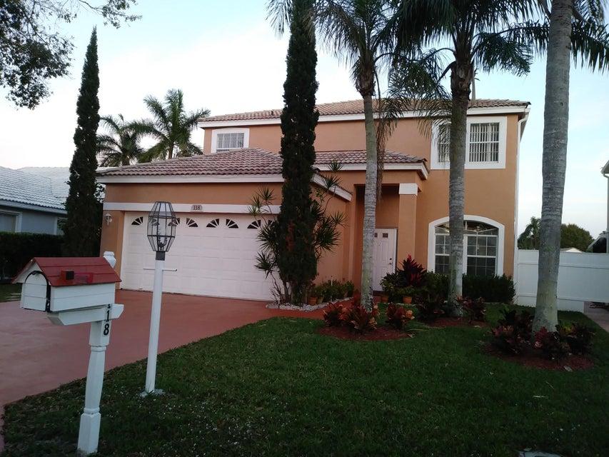 118 Rosewood Lane Greenacres, FL 33463 photo 1