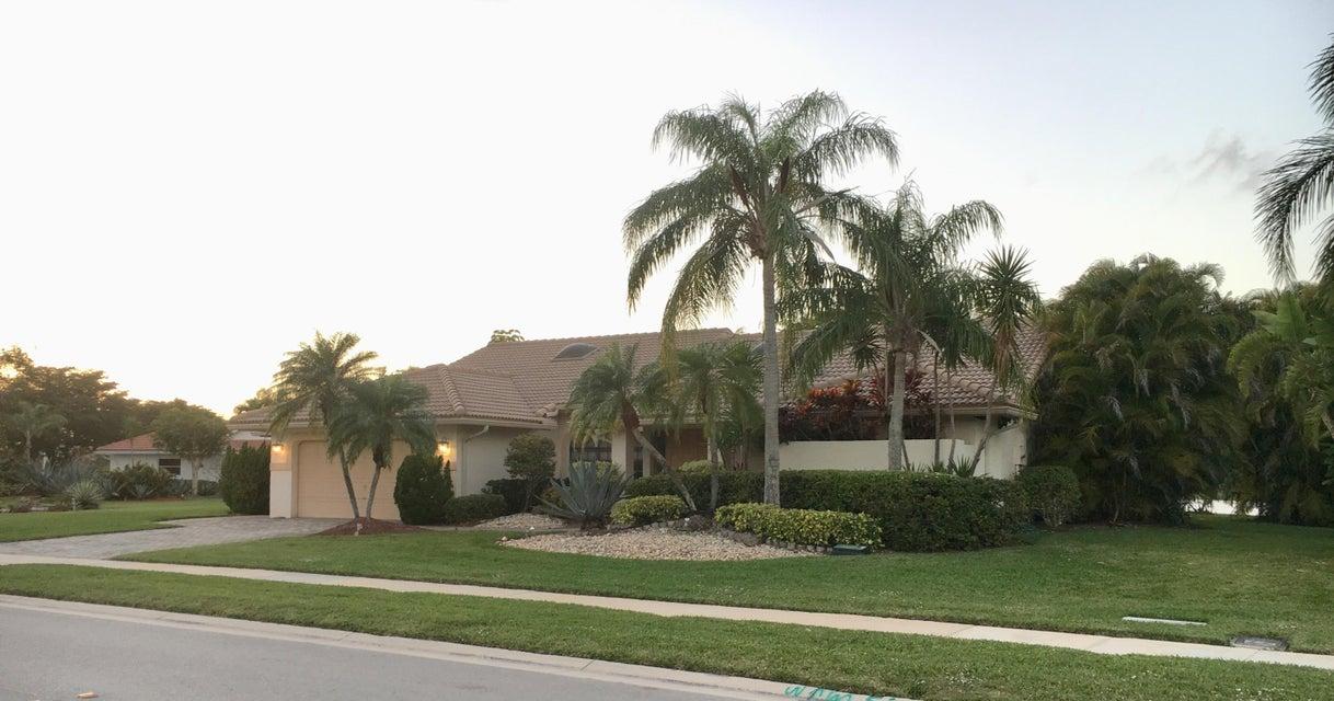 Single Family Home for Sale at 11080 Boca Woods Lane 11080 Boca Woods Lane Boca Raton, Florida 33428 United States