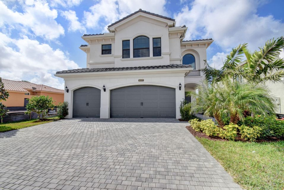 Single Family Home for Rent at 16377 Cabernet Drive 16377 Cabernet Drive Delray Beach, Florida 33446 United States