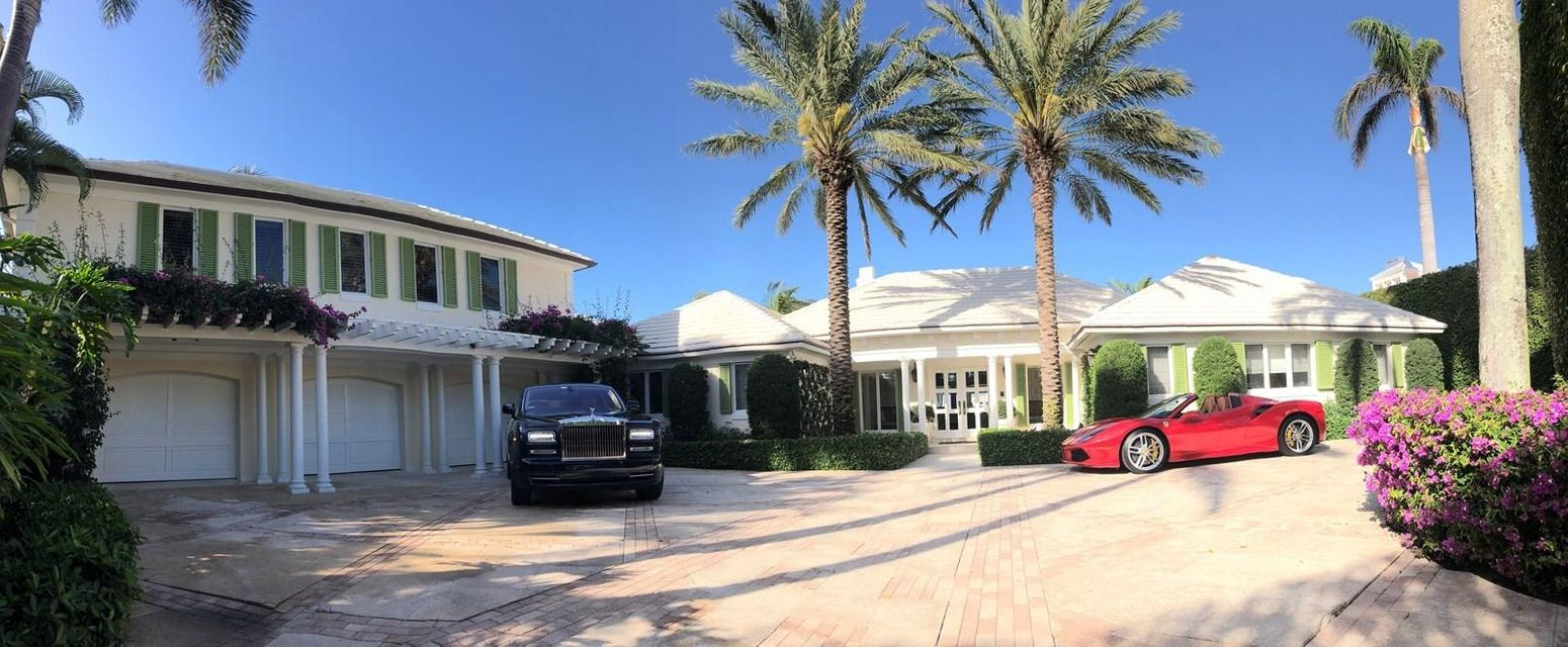 Rentals للـ Rent في 326 Via Linda 326 Via Linda Palm Beach, Florida 33480 United States