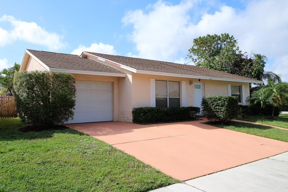 Home for sale in HOMES OF LEES CROSSING 8 Lake Worth Florida