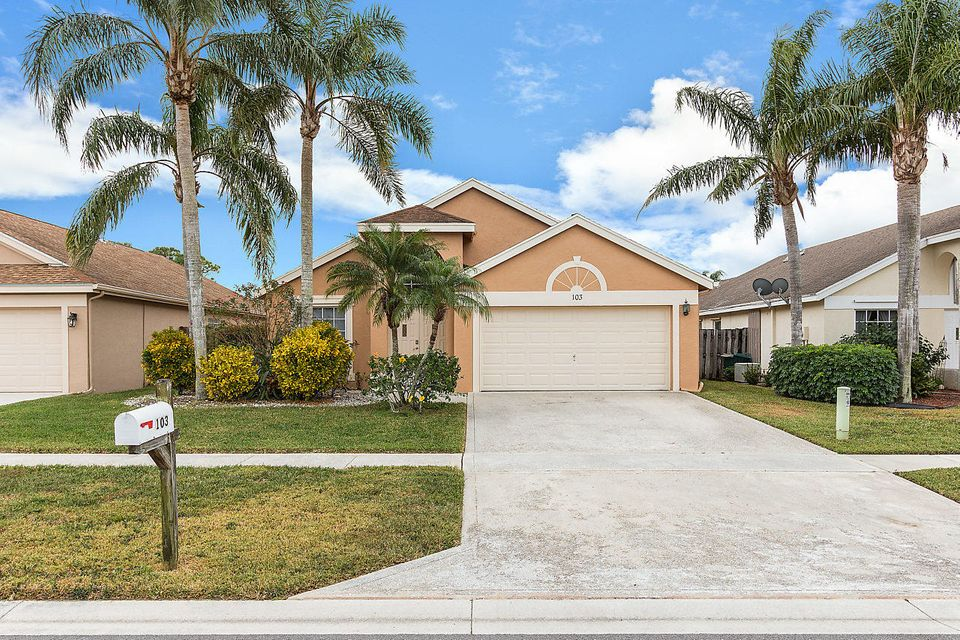 Home for sale in SARATOGA AT ROYAL PALM 1 Royal Palm Beach Florida