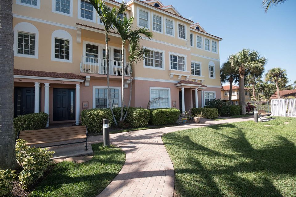 Townhouse for Rent at 149 Harbors Way 149 Harbors Way Boynton Beach, Florida 33435 United States