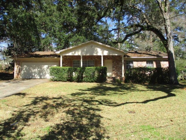 Single Family Home for Sale at 1904 Rhonda Drive 1904 Rhonda Drive Tallahassee, Florida 32303 United States