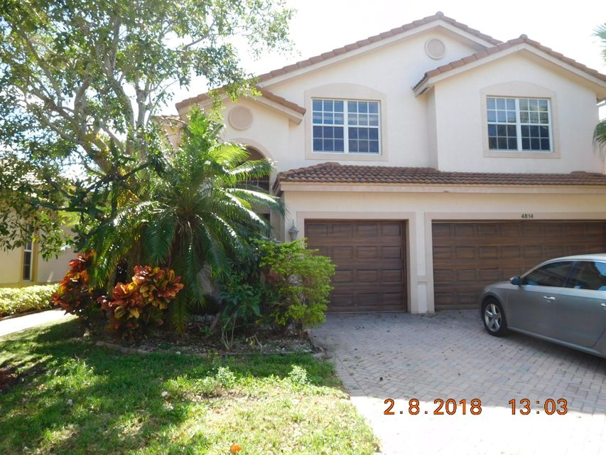 Casa para uma família para Venda às 4814 Modern Drive 4814 Modern Drive Delray Beach, Florida 33445 Estados Unidos