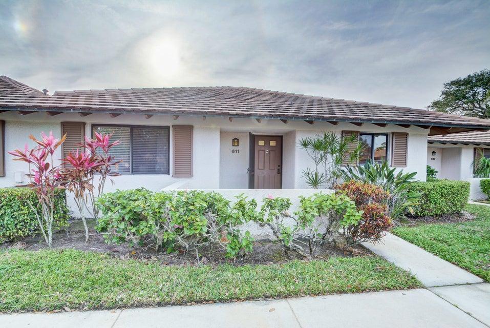 611 Club Drive Palm Beach Gardens,Florida 33418,2 Bedrooms Bedrooms,2 BathroomsBathrooms,A,Club,RX-10404976