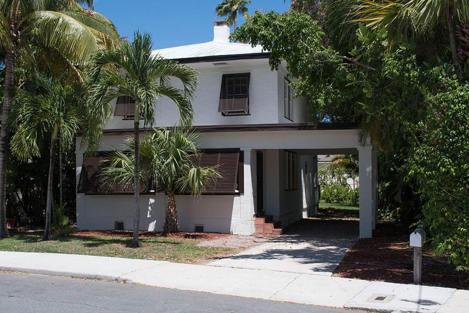 Home for sale in South End West Palm Beach Florida