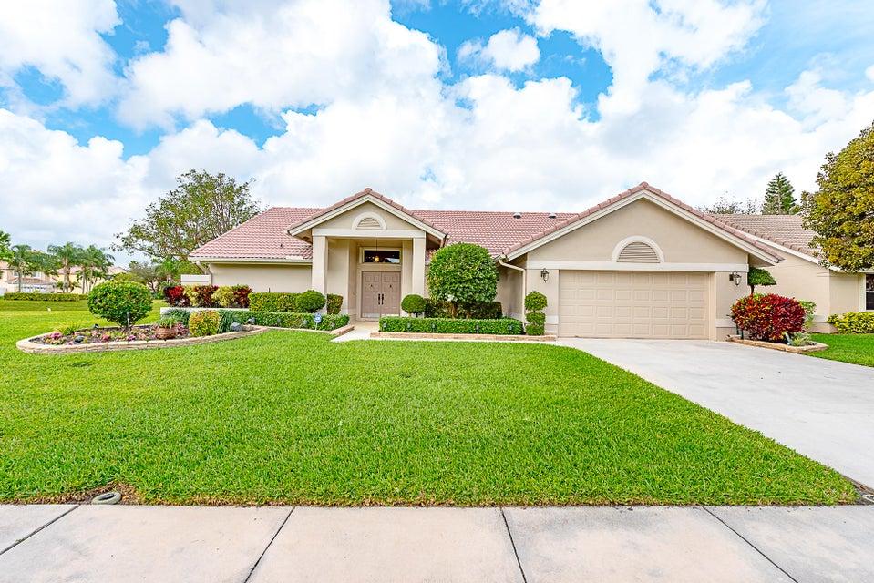6756 Brookhurst Circle  Lake Worth, FL 33463