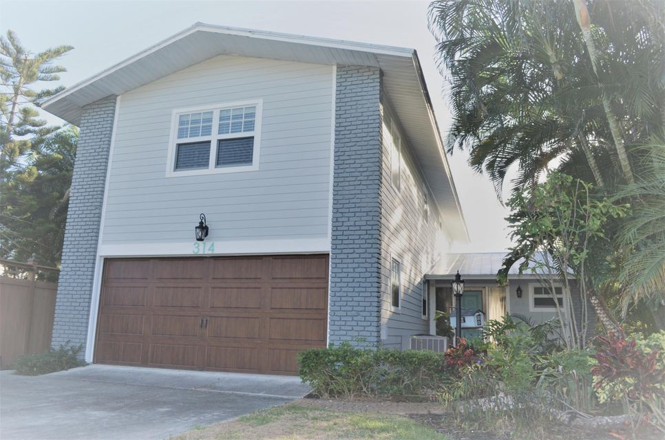 314 N Lakeside Drive  Lake Worth, FL 33460