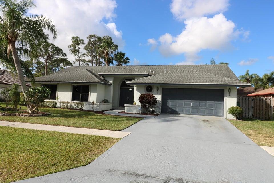 Home for sale in SUGAR POND Wellington Florida