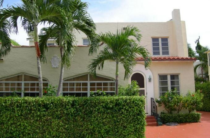 Single Family Home for Rent at 246 Oleander Avenue 246 Oleander Avenue Palm Beach, Florida 33480 United States