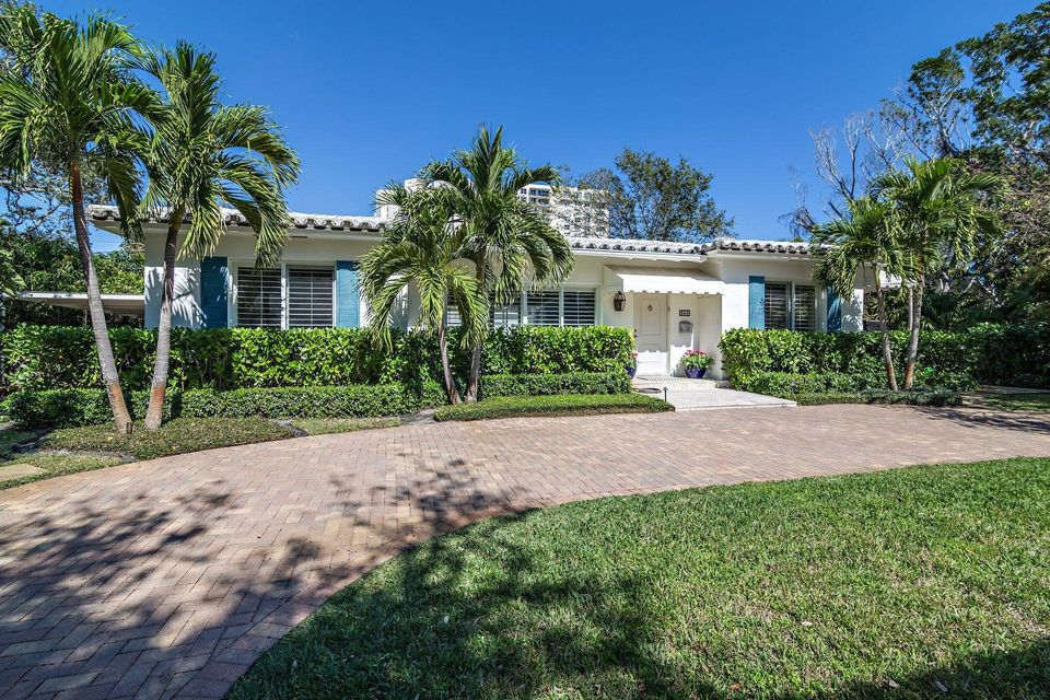 Single Family Home for Rent at 269 Flamingo Drive 269 Flamingo Drive West Palm Beach, Florida 33401 United States