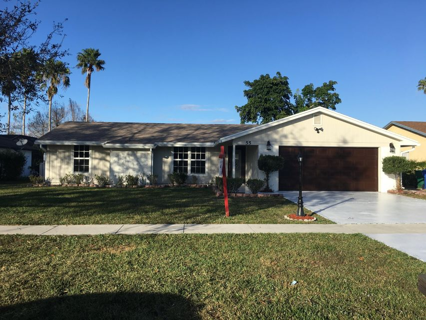 55 Sparrow Drive  Royal Palm Beach, FL 33411