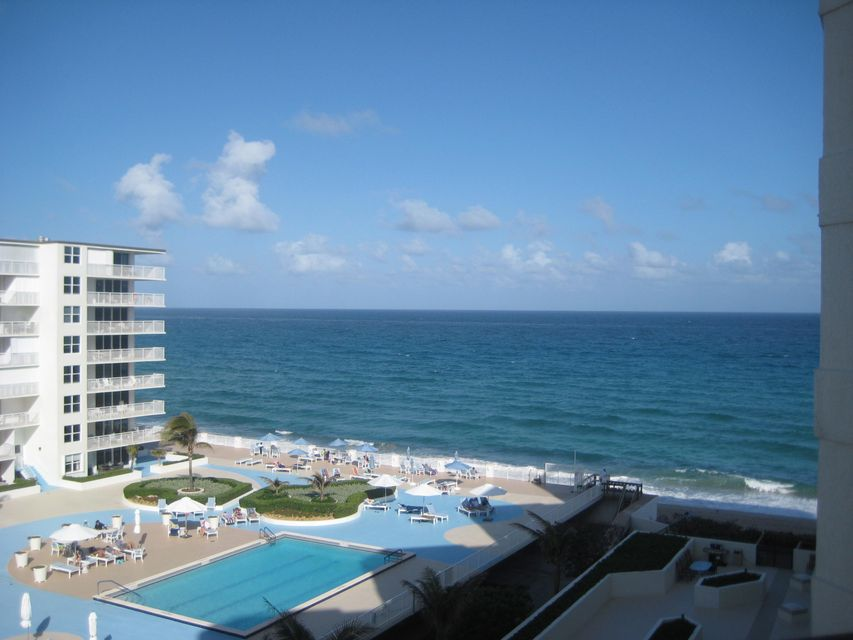 Condominium for Sale at 3560 S Ocean Boulevard # 706 3560 S Ocean Boulevard # 706 South Palm Beach, Florida 33480 United States
