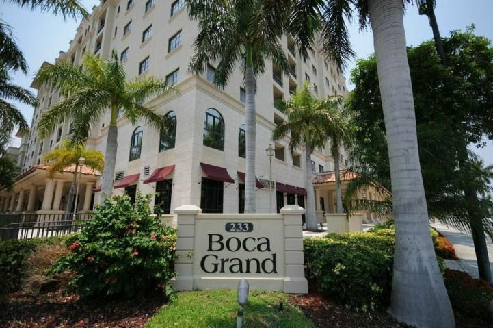 Condominium for Sale at 233 S Federal Highway # Lph01 233 S Federal Highway # Lph01 Boca Raton, Florida 33432 United States