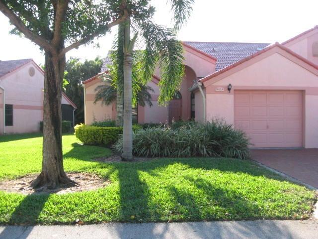 Вилла для того Продажа на 7632 Lexington Club Boulevard # A 7632 Lexington Club Boulevard # A Delray Beach, Флорида 33446 Соединенные Штаты