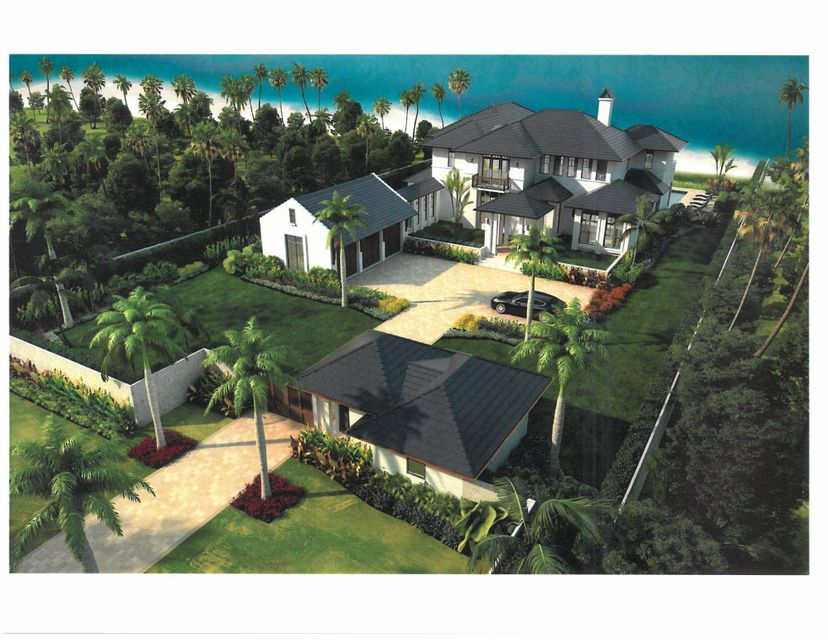 Single Family Home for Sale at 2929 N Ocean Boulevard 2929 N Ocean Boulevard Gulf Stream, Florida 33483 United States