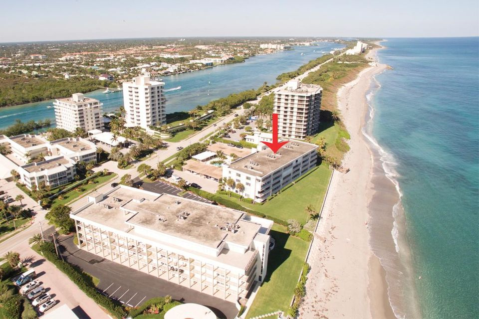 Condominium for Sale at 350 Beach Road # 306 350 Beach Road # 306 Jupiter, Florida 33469 United States