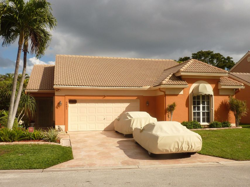 Single Family Home for Sale at 3451 NW 71 Street 3451 NW 71 Street Coconut Creek, Florida 33073 United States