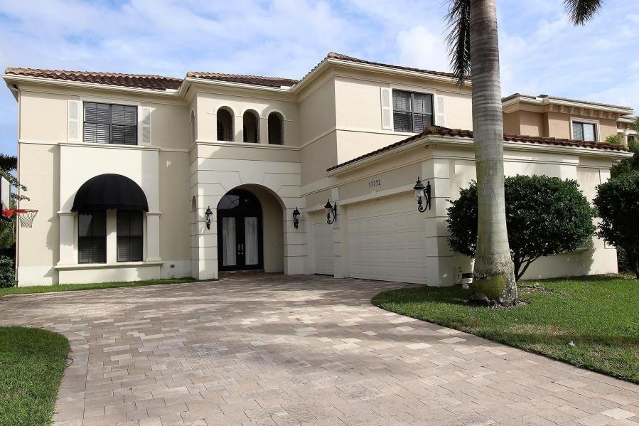 Single Family Home for Rent at 17752 Vecino Way 17752 Vecino Way Boca Raton, Florida 33496 United States