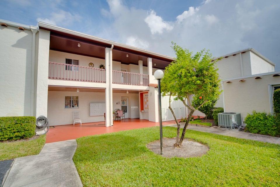 Condominium for Sale at 2601 Boundbrook Boulevard # 106 2601 Boundbrook Boulevard # 106 Palm Springs, Florida 33406 United States