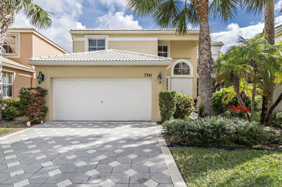 7341 Copperfield Circle  Lake Worth, FL 33467