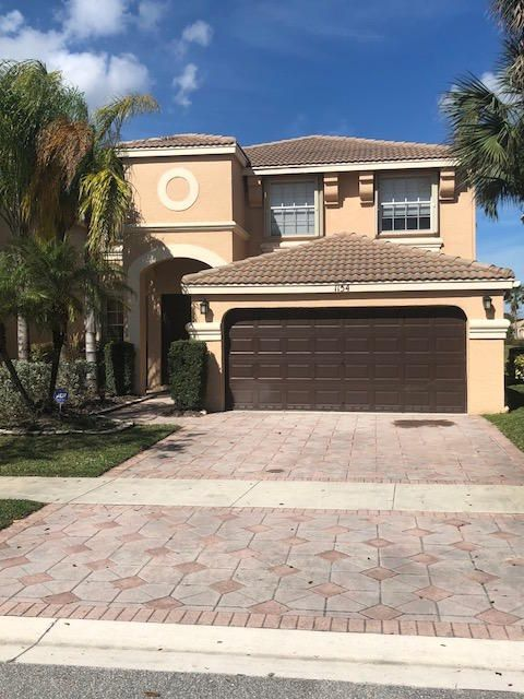 1154  Oakwater Drive is listed as MLS Listing RX-10406418 with 1 pictures