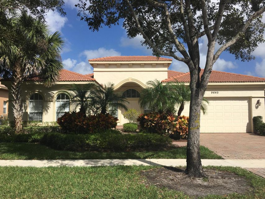 Single Family Home for Sale at 9645 Via Grandezza 9645 Via Grandezza Wellington, Florida 33411 United States