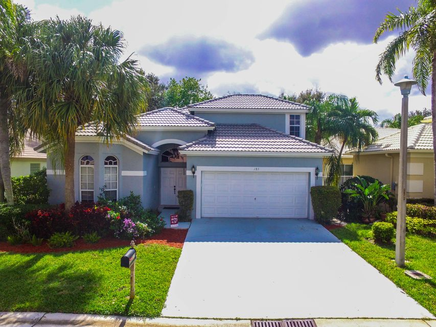 Home for sale in RIVER BRIDGE PUD PL 3B West Palm Beach Florida
