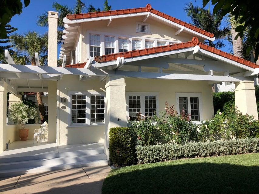 Single Family Home for Sale at 225 Seaspray Avenue 225 Seaspray Avenue Palm Beach, Florida 33480 United States