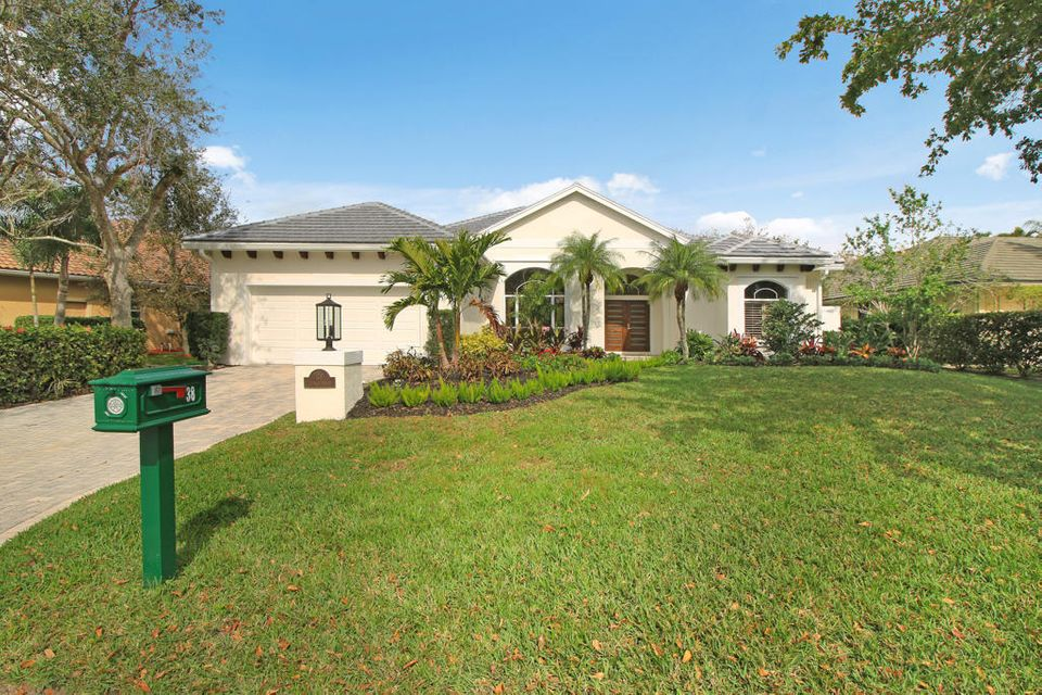 38 Cayman Place , Palm Beach Gardens FL 33418 is listed for sale as MLS Listing RX-10392467 42 photos