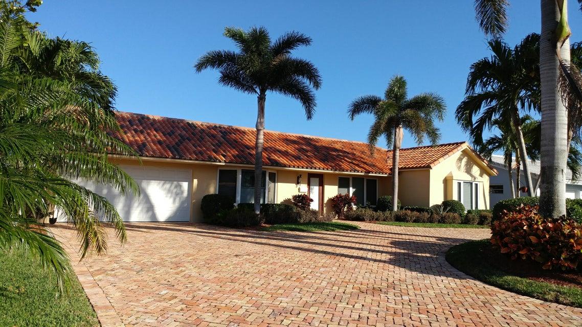 Частный односемейный дом для того Продажа на 3830 NE 27th Terrace 3830 NE 27th Terrace Lighthouse Point, Флорида 33064 Соединенные Штаты