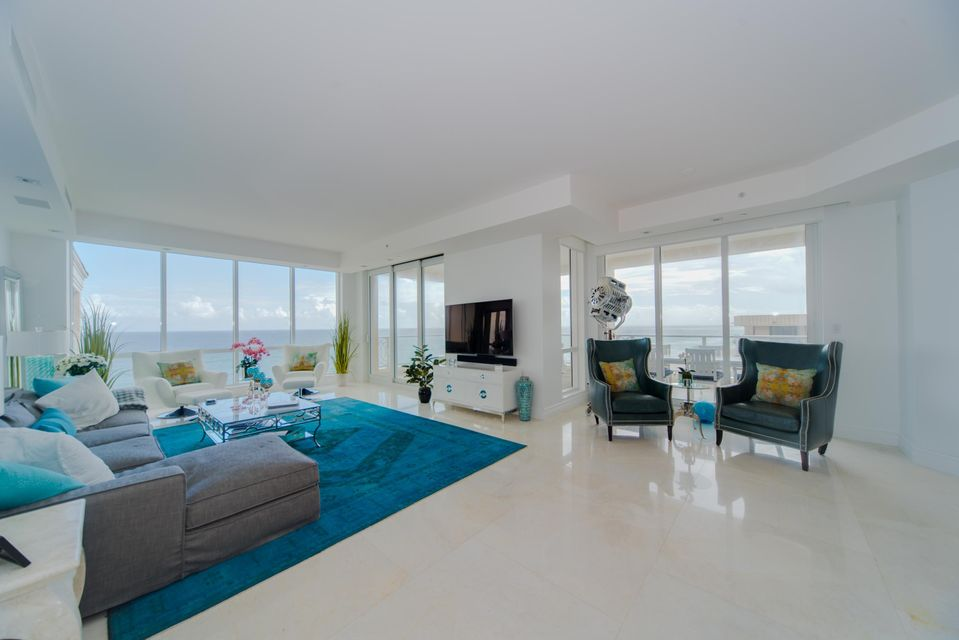 Condominium for Rent at 4001 N Ocean Boulevard 4001 N Ocean Boulevard Gulf Stream, Florida 33483 United States