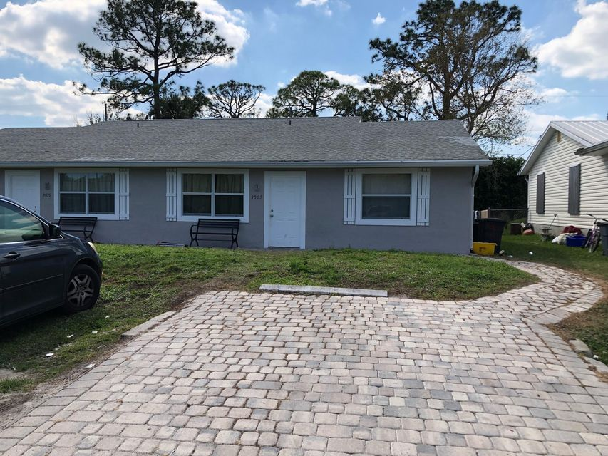 Duplex for Sale at 3062 SE Durant Avenue 3062 SE Durant Avenue Stuart, Florida 34997 United States