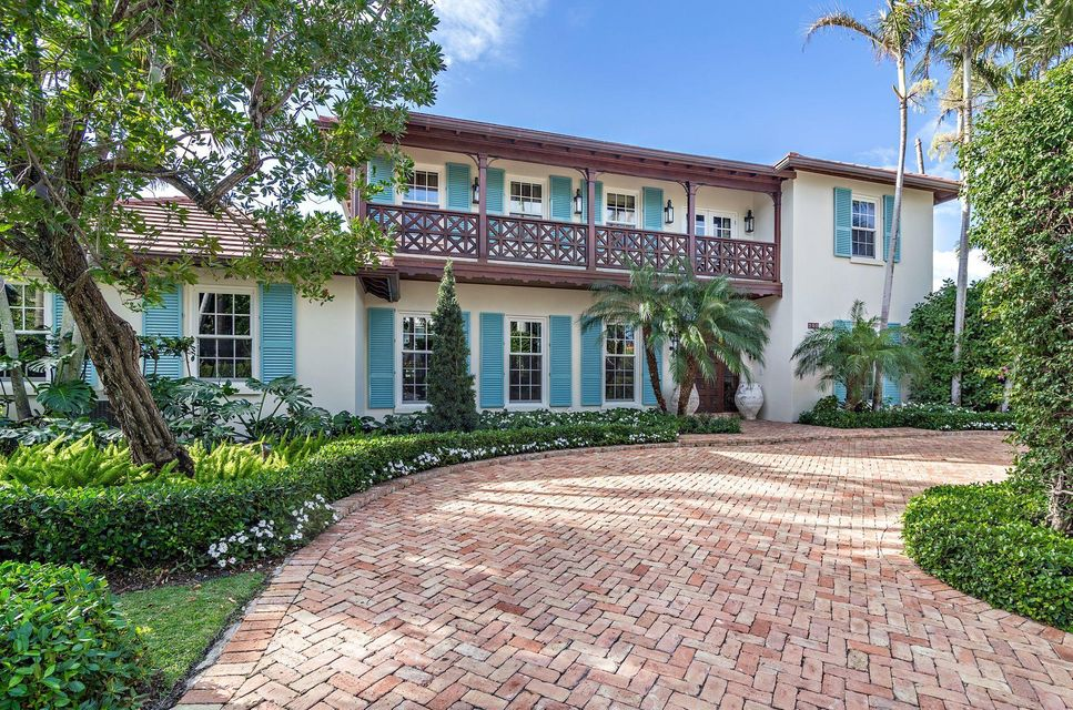 Single Family Home for Sale at 200 Esplanade Way 200 Esplanade Way Palm Beach, Florida 33480 United States