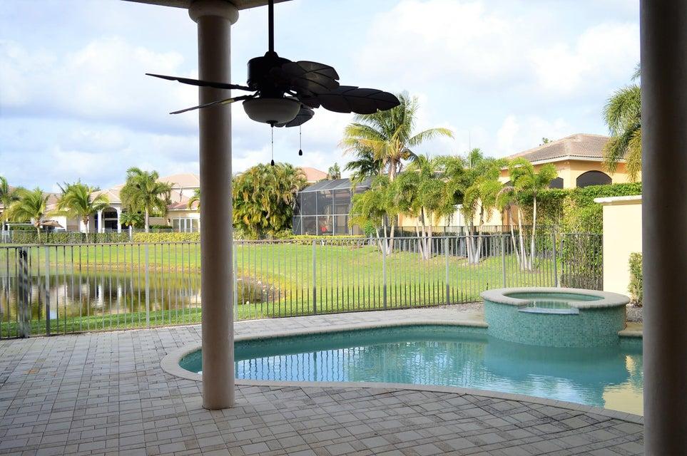 Single Family Home for Rent at 17939 Lake Azure Way 17939 Lake Azure Way Boca Raton, Florida 33496 United States