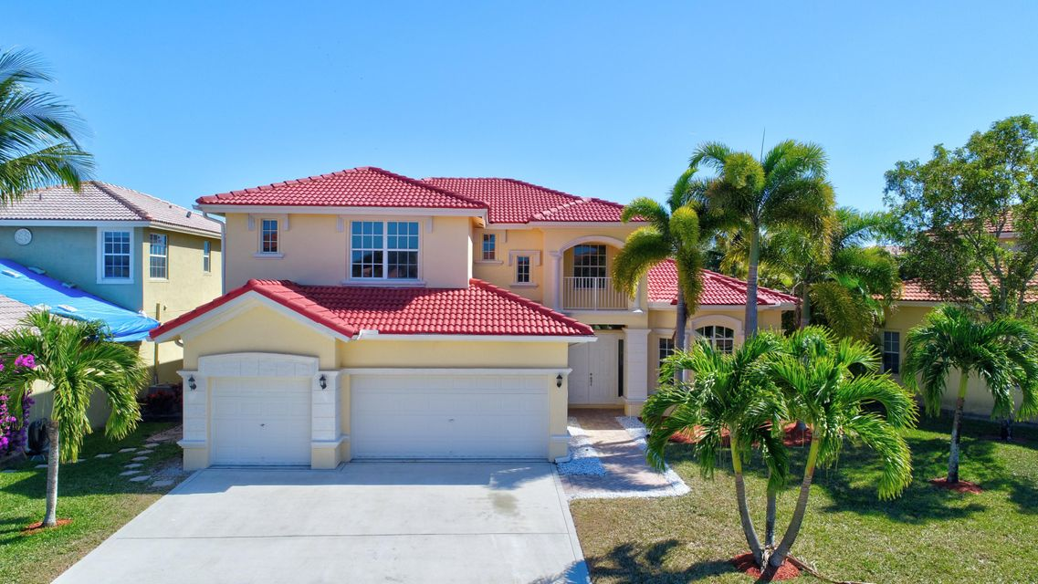 3419 Harness Circle  Lake Worth FL 33449