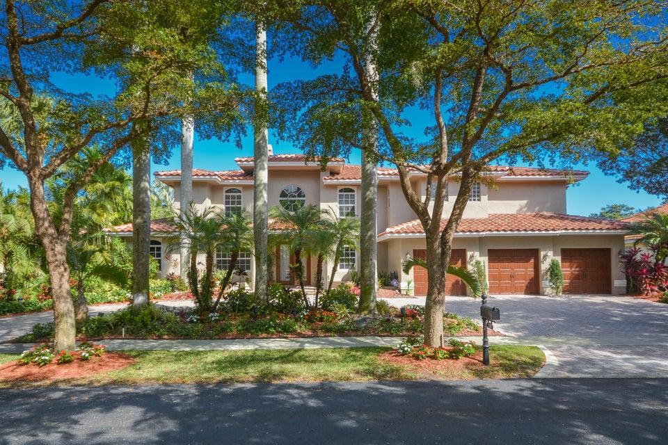 独户住宅 为 销售 在 1160 SW 21st Avenue 1160 SW 21st Avenue 博卡拉顿, 佛罗里达州 33486 美国
