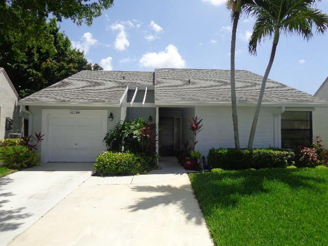 Single Family Home for Rent at 12136 Country Greens Boulevard 12136 Country Greens Boulevard Boynton Beach, Florida 33437 United States