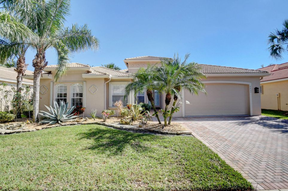 VALENCIA PALMS home 6653 Dana Point Cove Delray Beach FL 33446