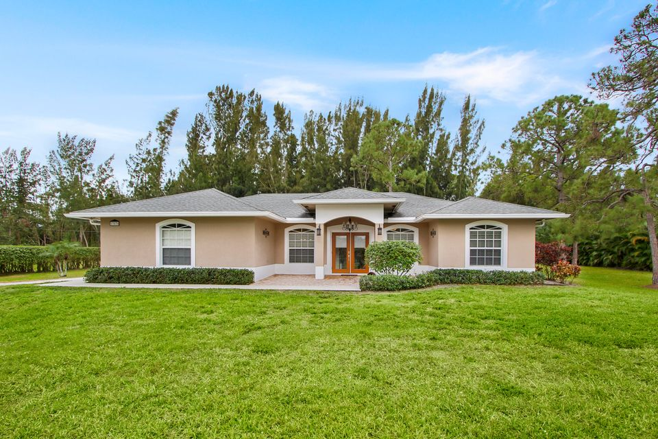 Home for sale in The Acreage West Palm Beach Florida