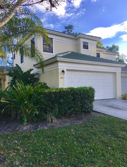 Townhouse for Rent at 690 Via Toscana 690 Via Toscana Wellington, Florida 33414 United States