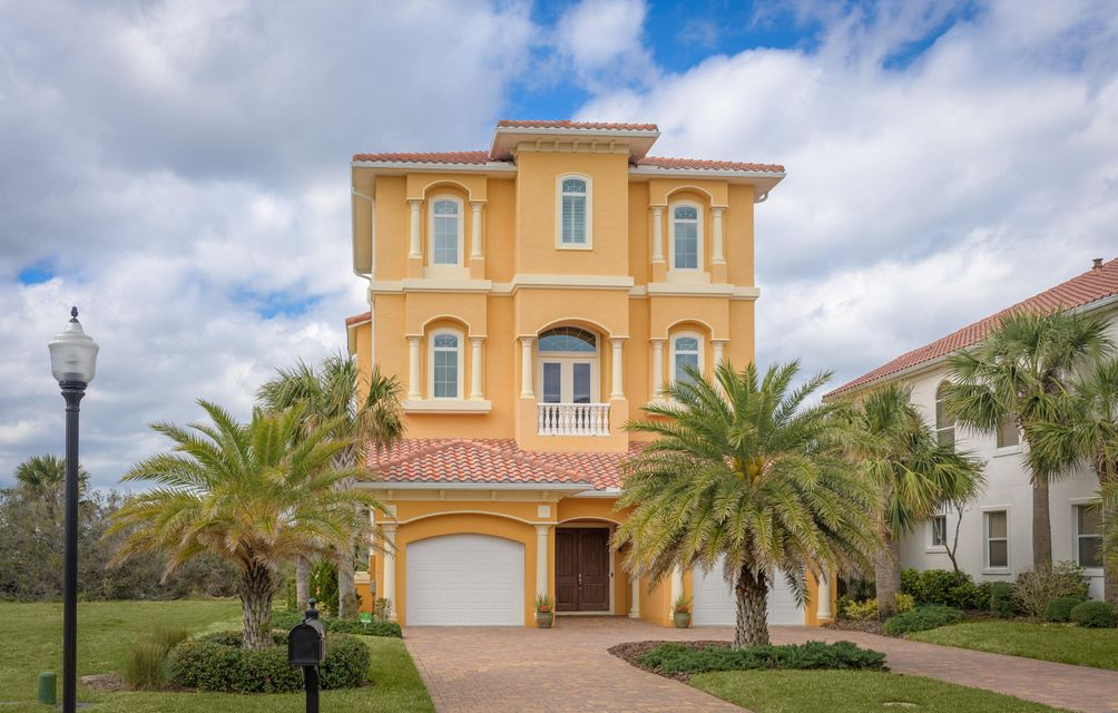 Casa Unifamiliar por un Venta en 23 Hammock Beach Circle 23 Hammock Beach Circle Palm Coast, Florida 32137 Estados Unidos
