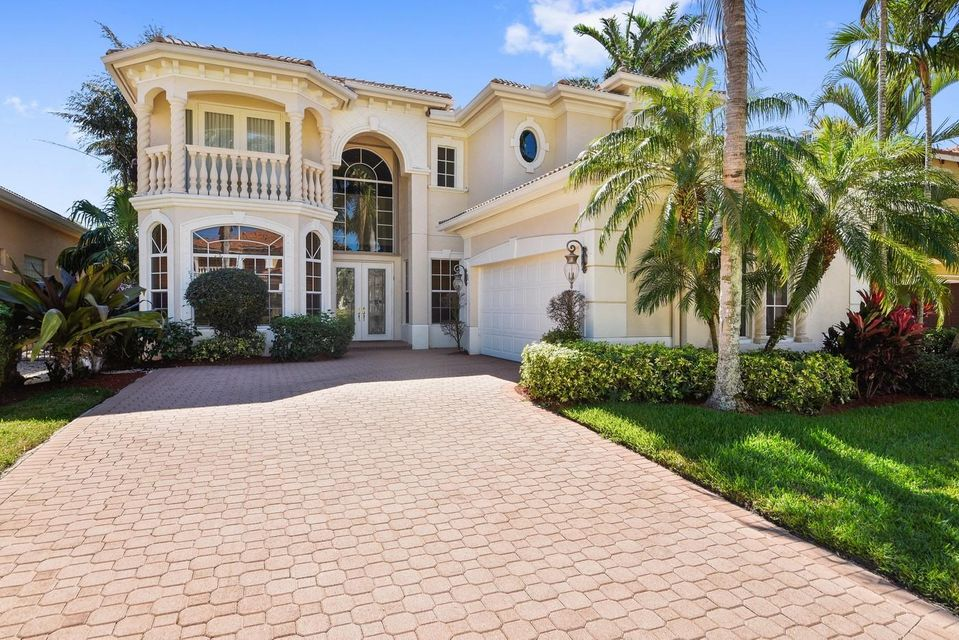 Single Family Home for Sale at 8108 Valhalla Drive 8108 Valhalla Drive Delray Beach, Florida 33446 United States
