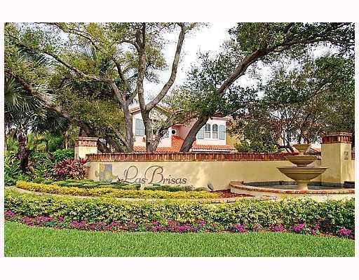 Home for sale in Las Brisas Hypoluxo Florida