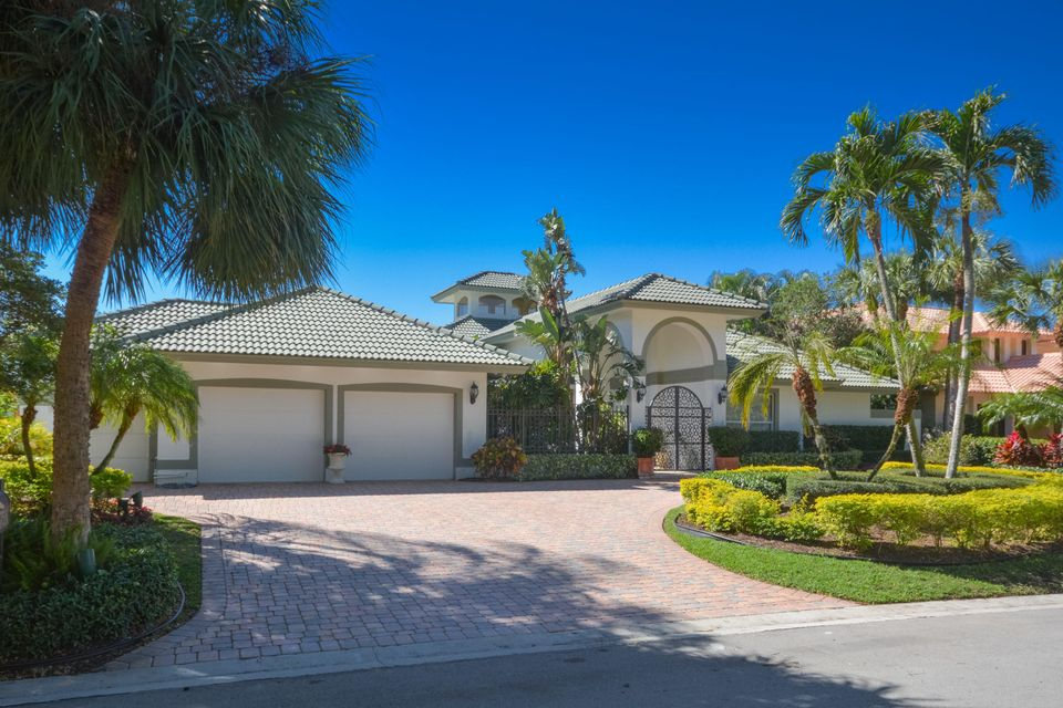 Single Family Home for Sale at 7516 Mahogany Bend Place 7516 Mahogany Bend Place Boca Raton, Florida 33434 United States