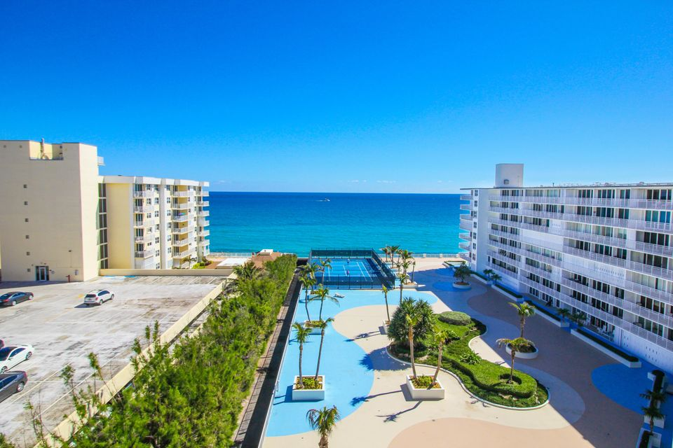 Condominium for Sale at 3546 S Ocean Boulevard # 920 3546 S Ocean Boulevard # 920 South Palm Beach, Florida 33480 United States